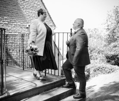 Hatton Court Hotel Wedding – Neil & Sandra