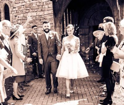 James & Polly's Berrow Wedding