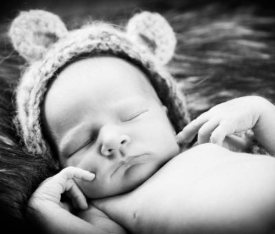 Baby Svetlana's Newborn Shoot