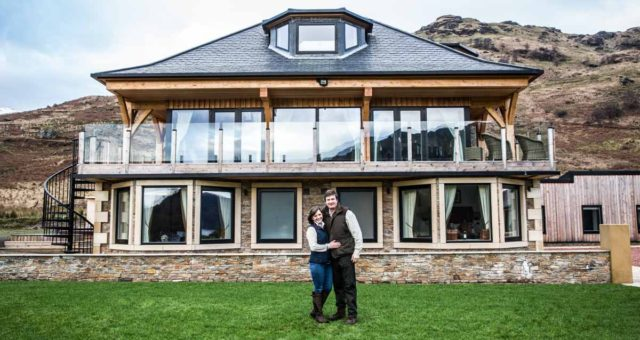 Carrick Castle Estate Wedding Venue – Loch Goil Weddings