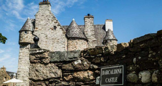 Barcaldine Castle Wedding Photography