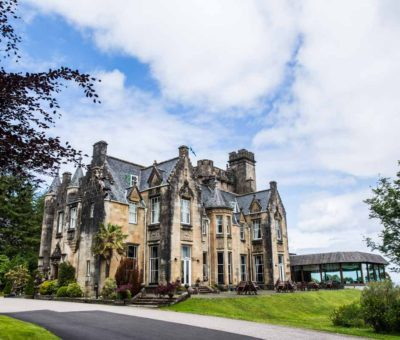 Stonefield Castle wedding photographer