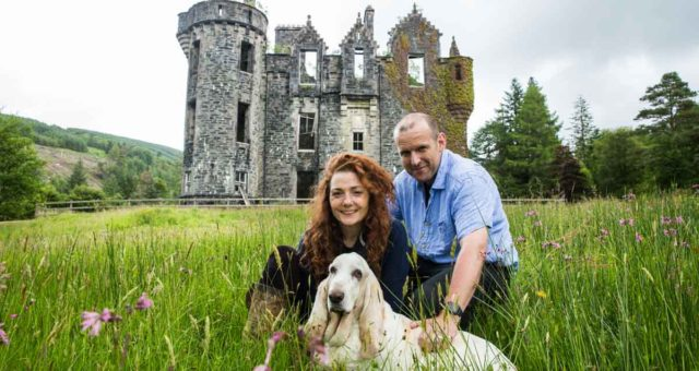 Dunans Castle Photographer