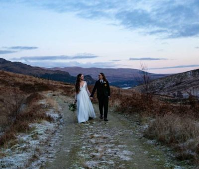 Carrick Castle Estate Wedding – Sally & Alex