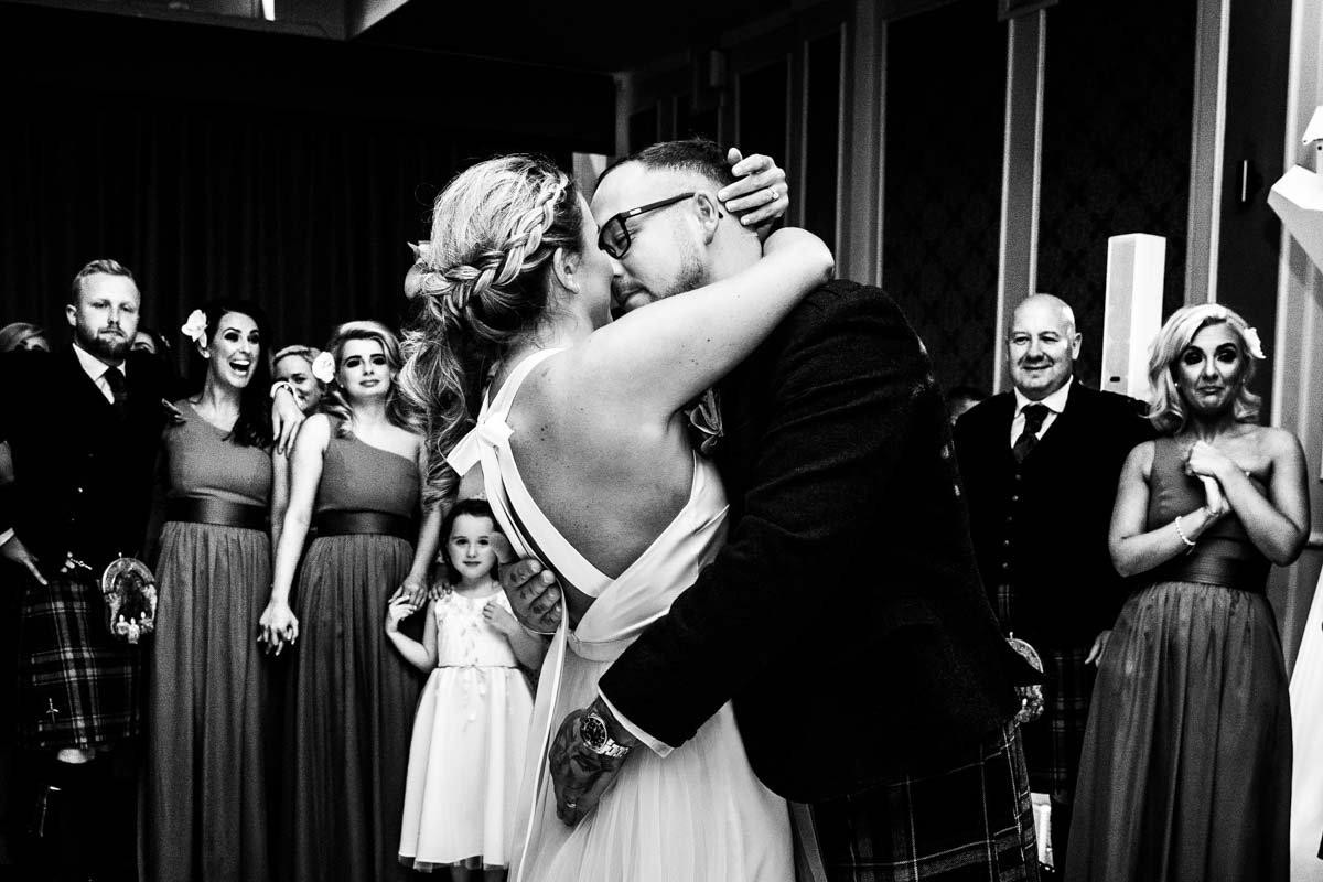 The Dumbuck Hotel wedding photography, Dumbarton wedding